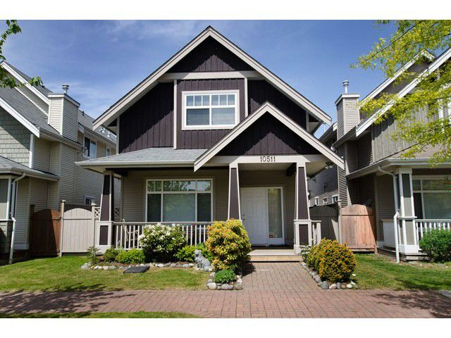Main Photo: 10511 SHEPHERD DR in Richmond: West Cambie House for sale : MLS®# V998027