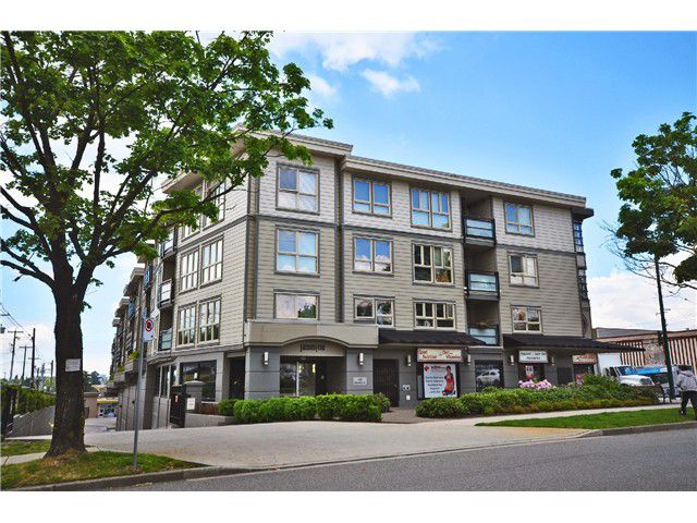 "Main Photo: 403 405 SKEENA Street in Vancouver: Renfrew VE Condo for sale in ""JASMINE"" (Vancouver East)  : MLS®# V1008189"