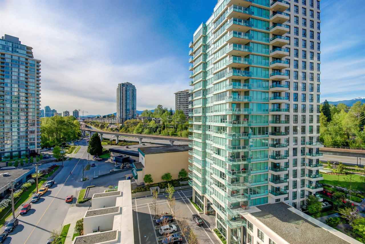 Main Photo: 1004 2200 DOUGLAS ROAD in Burnaby: Brentwood Park Condo for sale (Burnaby North)  : MLS®# R2073583