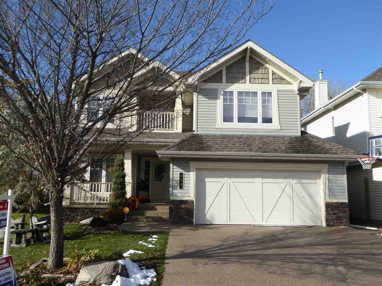 Main Photo: 934 HOPE WY NW in Edmonton: Zone 58 House for sale : MLS®# E4041259
