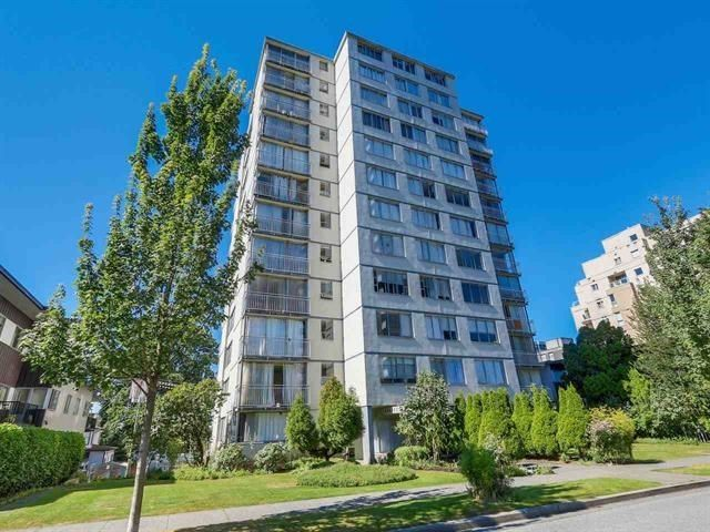 Main Photo: 604 1250 BURNABY STREET in Vancouver: West End VW Condo for sale (Vancouver West)  : MLS®# R2278336