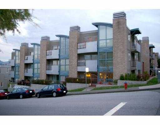 Main Photo: 106 1195 W 8TH AV in Vancouver: Fairview VW Condo for sale (Vancouver West)  : MLS®# V558987