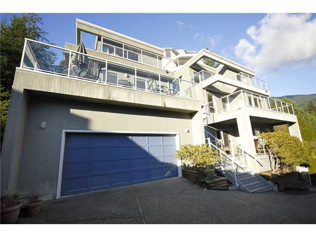 Main Photo: 5326 WESTHAVEN Wynd in West Vancouver: Eagle Harbour House for sale : MLS®# V863145