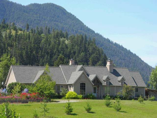 Main Photo: 2864 PINANTAN PRITCHARD ROAD in : Pinantan House for sale (Kamloops)  : MLS®# 114930