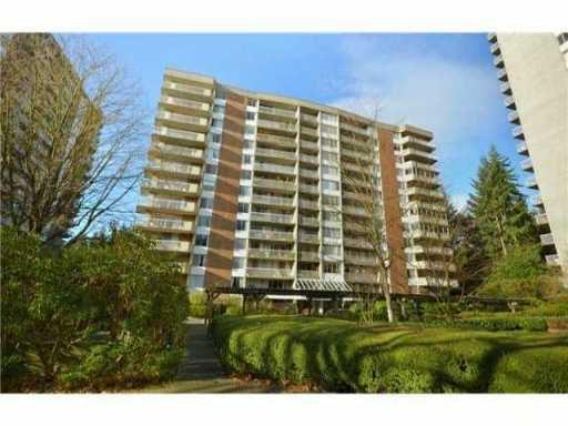 "Main Photo: # 1205 2020 FULLERTON AV in North Vancouver: Pemberton NV Condo for sale in ""WOODCROFT - HOLLYBURN BUILDING"" : MLS®# V1011742"