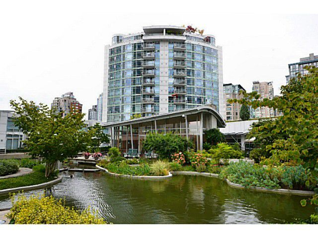 Main Photo: # 1702 189 DAVIE ST in Vancouver: Yaletown Condo for sale (Vancouver West)  : MLS®# V1038196