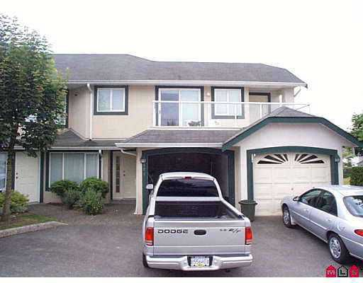 "Main Photo: 121 3160 TOWNLINE RD in Abbotsford: Abbotsford West Townhouse for sale in ""SOUTHPOINT"" : MLS®# F2508015"