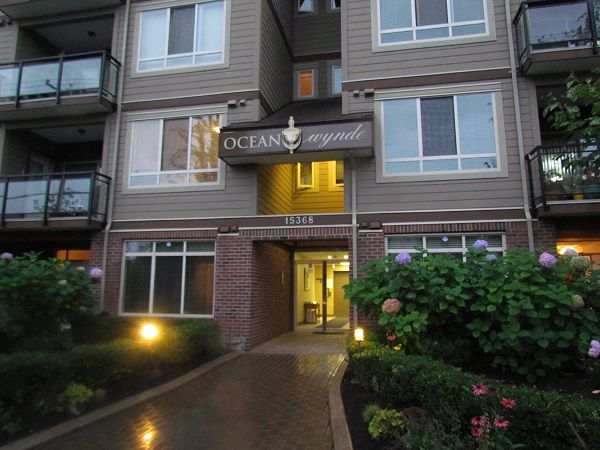 Main Photo: 106 15368 17A Avenue in White Roak: White Rock Condo for rent (South Surrey White Rock)