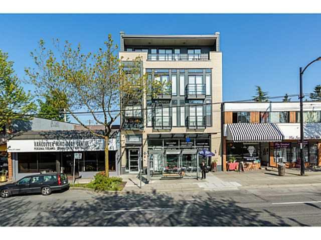 Main Photo: # 304 4372 FRASER ST in Vancouver: Fraser VE Condo for sale (Vancouver East)  : MLS®# V1121910