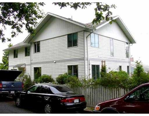 Main Photo: 135 DEBECK ST in New Westminster: Sapperton House for sale : MLS®# V549559