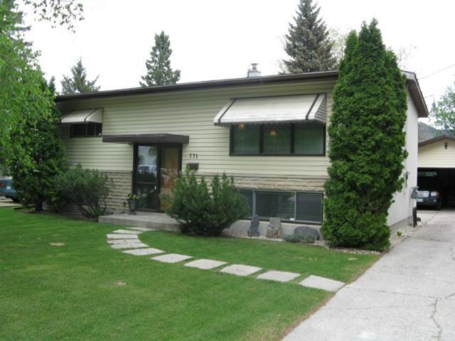 Main Photo: 771 Elmhurst Road in WINNIPEG: Charleswood Residential for sale (South Winnipeg)  : MLS®# 1210365