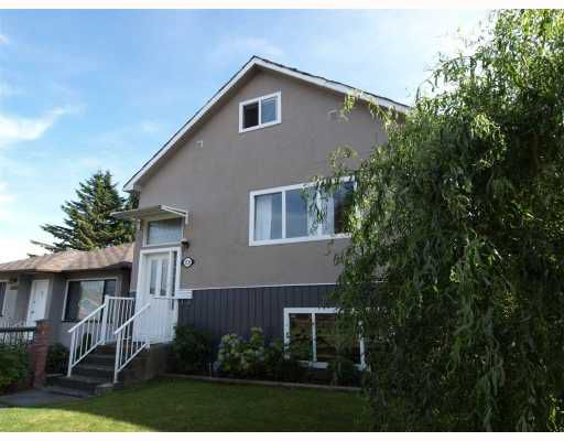 Main Photo: 3210 VENABLES ST in : Renfrew VE House Triplex for sale : MLS®# V781449