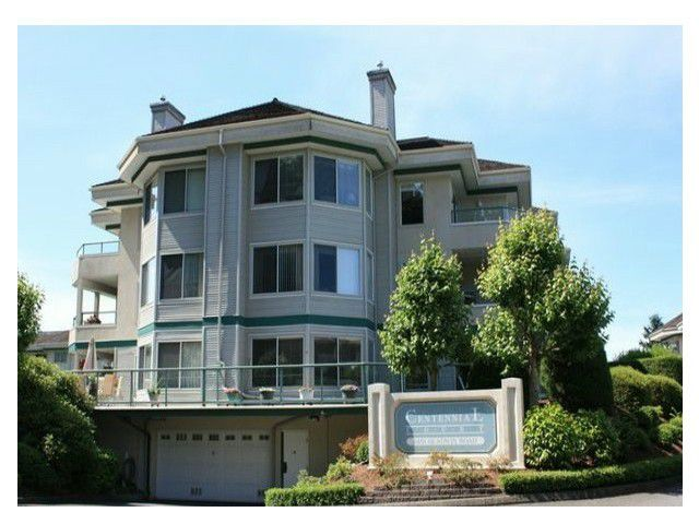 """Main Photo: 214 2451 GLADWIN Road in Abbotsford: Abbotsford West Condo for sale in """"Centennial Court"""" : MLS®# F1317757"""