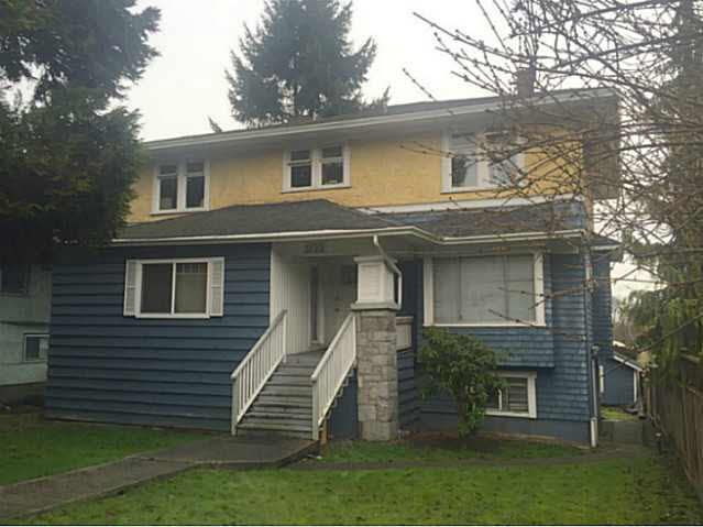 Main Photo: 1775 W 16th Avenue in Vancouver: Fairview VW Home for sale (Vancouver West)  : MLS®# v4043394