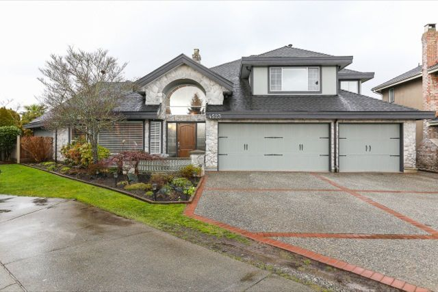 Main Photo: 4523 DAWN PLACE in Delta: Holly House  (Ladner)  : MLS®# R2032426