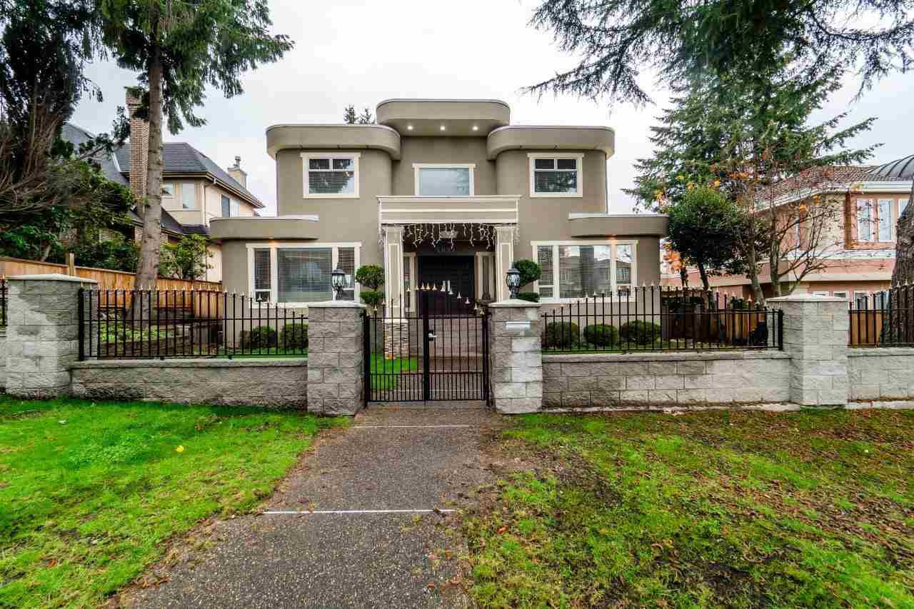 Main Photo: 1091 W 42ND AVENUE in Vancouver: South Granville House for sale (Vancouver West)  : MLS®# R2123718