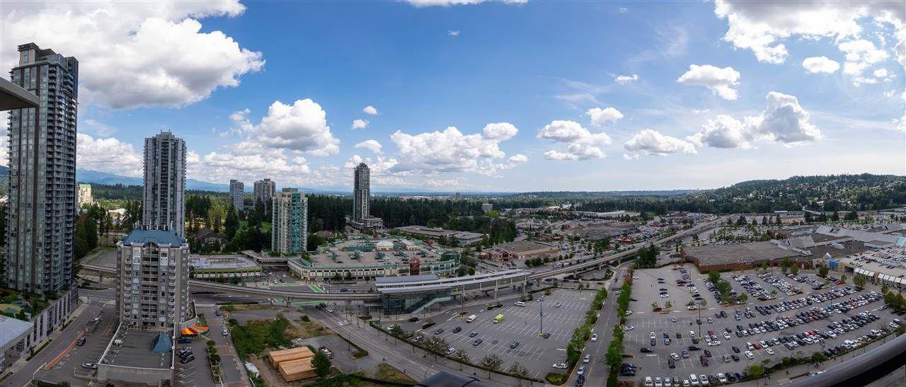 """Main Photo: 2405 2980 ATLANTIC Avenue in Coquitlam: North Coquitlam Condo for sale in """"Levo"""" : MLS®# R2388369"""
