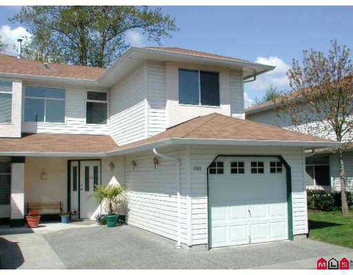 Main Photo: 203 8260 162A ST in Surrey: Fleetwood Tynehead Townhouse for sale : MLS®# F2601479
