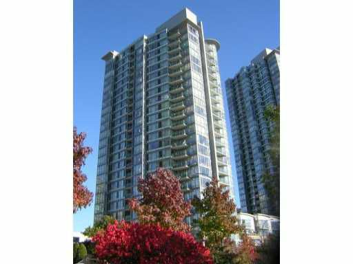 "Main Photo: 605 1067 MARINASIDE Crescent in Vancouver: Yaletown Condo for sale in ""QUAYWEST II"" (Vancouver West)  : MLS®# V955642"