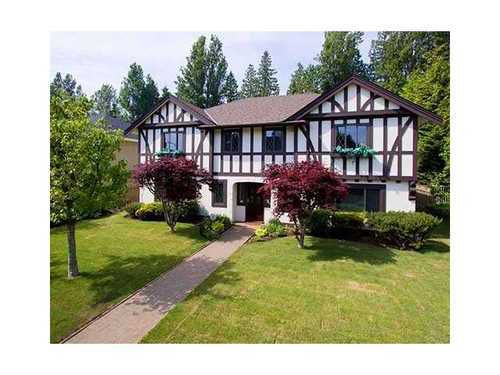 Main Photo: 1343 41ST Ave W in Vancouver West: Shaughnessy Home for sale ()  : MLS®# V866790