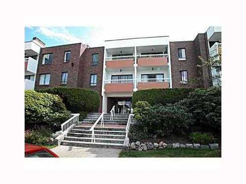 Main Photo: 216 2450 CORNWALL Ave in Vancouver West: Kitsilano Home for sale ()  : MLS®# V817425