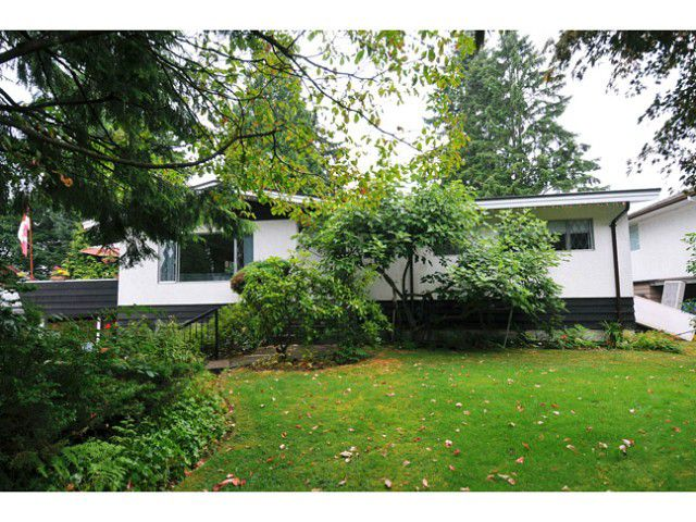 Main Photo: 817 COTTONWOOD Avenue in Coquitlam: Coquitlam West House for sale : MLS®# V1020762