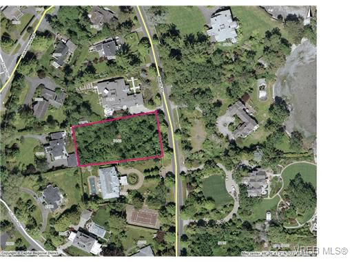 Main Photo: 3140 Beach Drive in VICTORIA: OB Uplands Land for sale (Oak Bay)  : MLS®# 270974