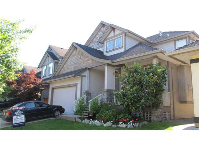 """Main Photo: 11259 BLANEY Way in Pitt Meadows: South Meadows House for sale in """"BONSON'S LANDING"""" : MLS®# V1074189"""