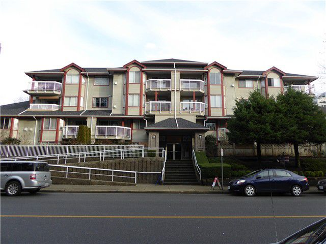 Main Photo: # 110 1215 PACIFIC ST in Coquitlam: North Coquitlam Condo for sale : MLS®# V1101031