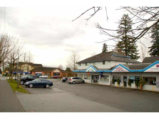 Main Photo: SHOPPING PLAZA--16814-104 AVENUE in surrey: Fraser Heights Commercial for sale (North Surrey)