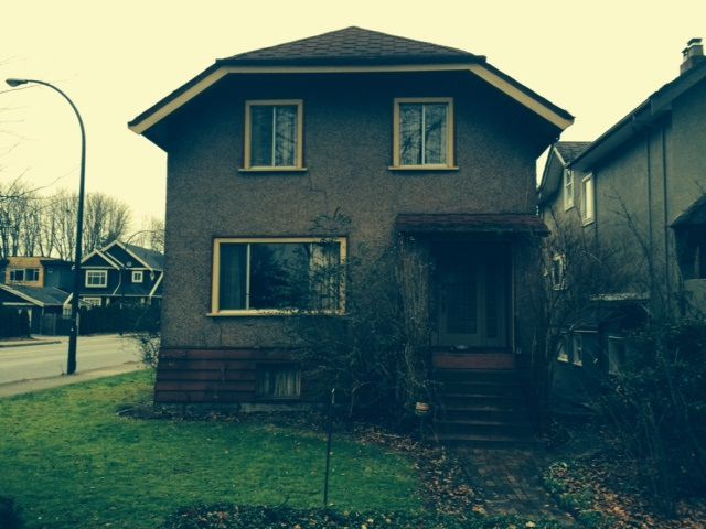 Main Photo: 2791 W 13TH AVENUE in Vancouver: Kitsilano House for sale (Vancouver West)  : MLS®# R2020701