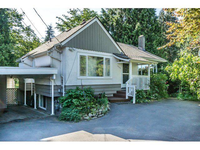 Main Photo: 3602 SUNSET BOULEVARD in North Vancouver: Edgemont House for sale : MLS®# R2074581