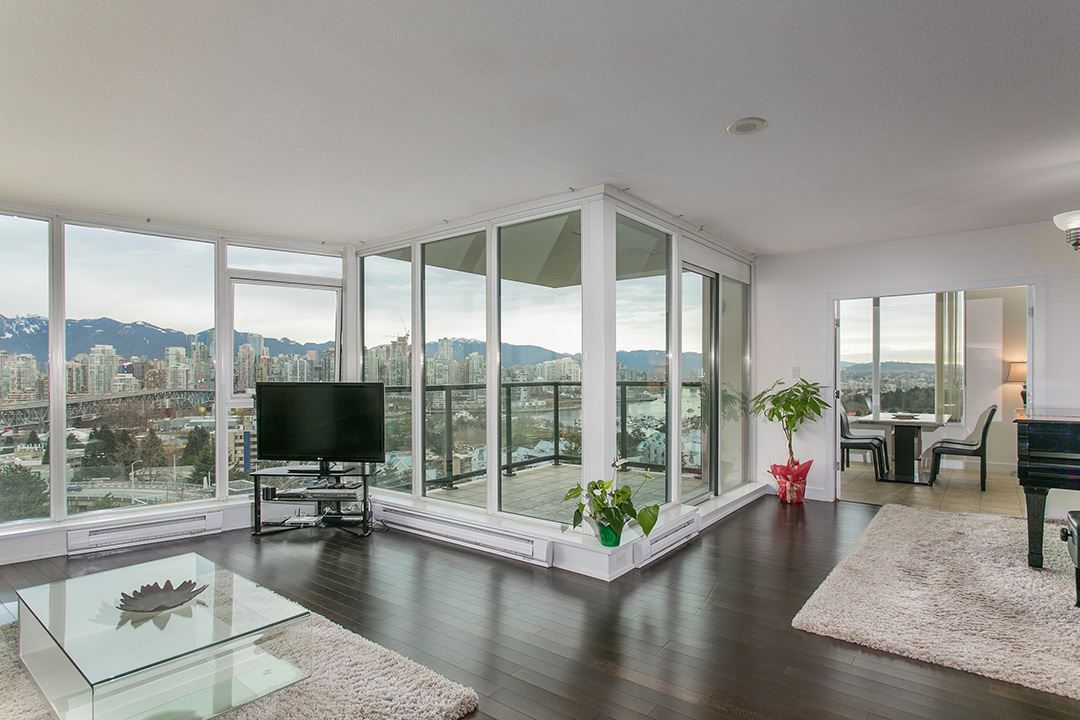 Main Photo: 1103 1428 W 6TH AVENUE in Vancouver: Fairview VW Condo for sale (Vancouver West)  : MLS®# R2139415