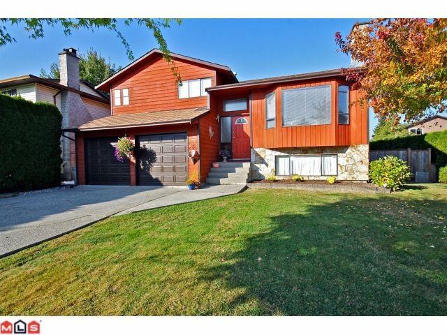 Main Photo: 21255 94B Avenue in Langley: Walnut Grove House for sale : MLS®# F1224518