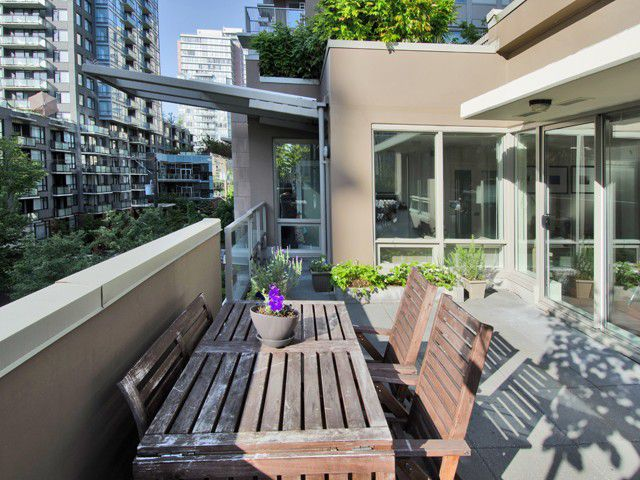 Main Photo: # 501 1055 RICHARDS ST in Vancouver: Downtown VW Condo for sale (Vancouver West)  : MLS®# V1064977