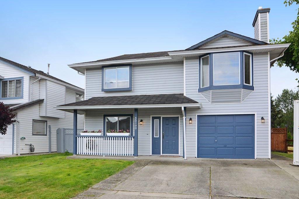 Main Photo: 20190 STANTON AVENUE in Maple Ridge: Southwest Maple Ridge House for sale : MLS®# R2080471