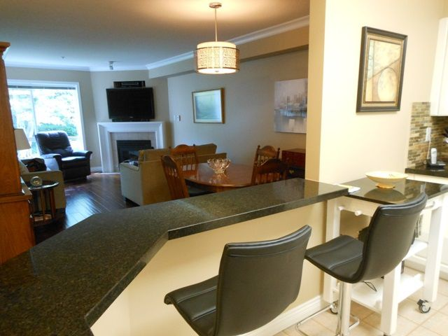 Main Photo: 206 15140 29A AVENUE in Surrey: King George Corridor Condo for sale (South Surrey White Rock)  : MLS®# R2089187