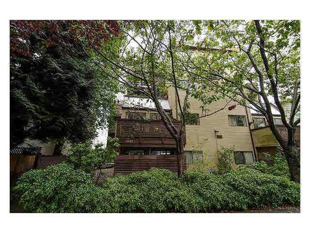 Main Photo: 102 1631 COMOX STREET in Vancouver: West End VW Condo for sale (Vancouver West)  : MLS®# R2133390