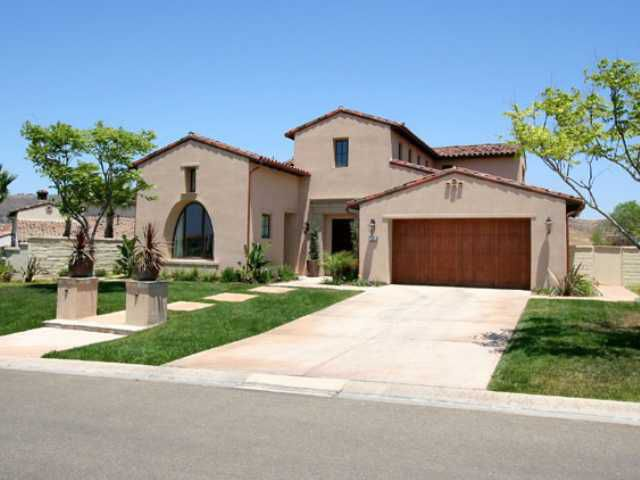 Main Photo: RANCHO SANTA FE Home for sale or rent : 4 bedrooms : 16920 Going My in San Diego
