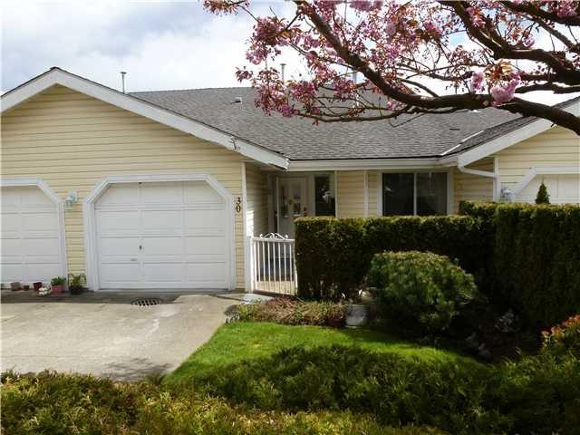 Main Photo: 30 1190 FALCON Drive in Coquitlam: Eagle Ridge CQ Townhouse for sale : MLS®# V1001531