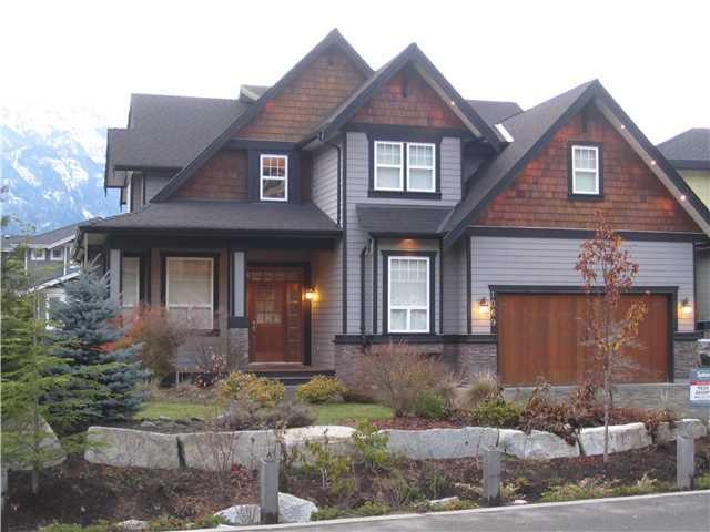 Main Photo: 1069 Jay Crescent in Squamish: Garibaldi Highlands House for sale : MLS®# V921666