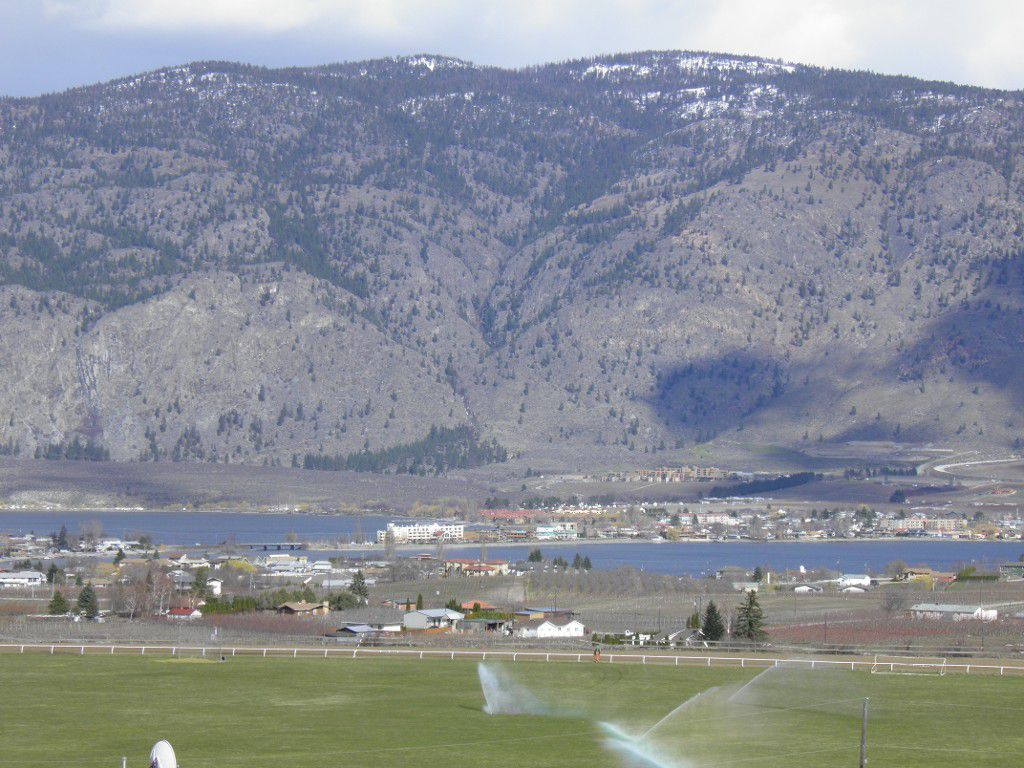 Main Photo: 3617 Torrey Pines Drive in Osoyoos: Vacant Land  : MLS®# 142054