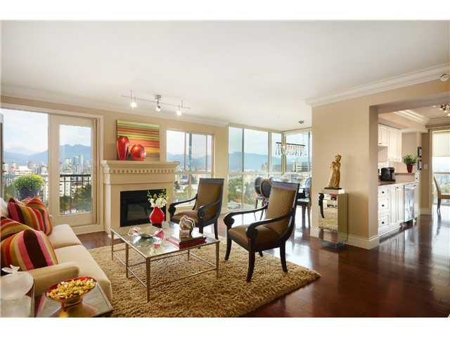 Main Photo: PH1A 2988 Alder Street in Vancouver: Fairview VW Condo for sale (Vancouver West)  : MLS®# v1032368