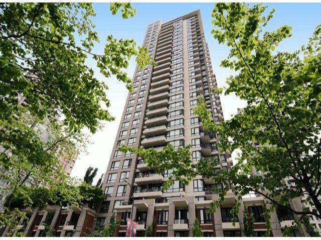 Main Photo: # 1509 928 HOMER ST in Vancouver: Yaletown Condo for sale (Vancouver West)  : MLS®# V1065219