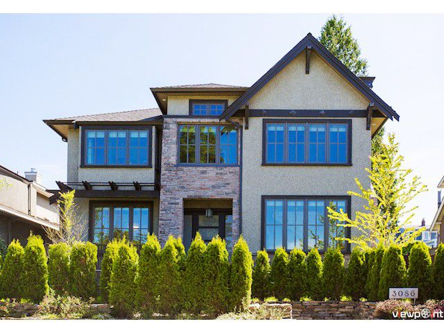 Main Photo: 3086 W 24TH AV in Vancouver: Dunbar House for sale (Vancouver West)  : MLS®# V1085790