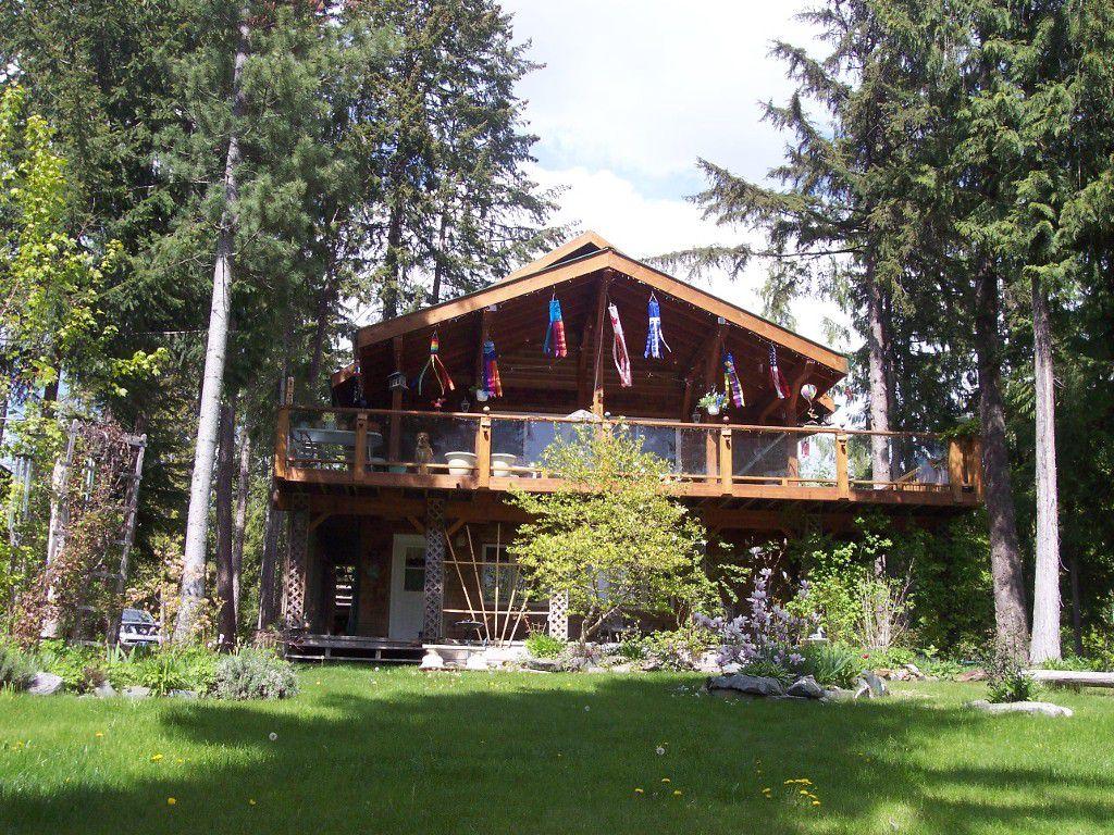 Main Photo: 5244 NE Meadow Creek Road in Celista: North Shuswap House for sale (Shuswap)  : MLS®# 10110324