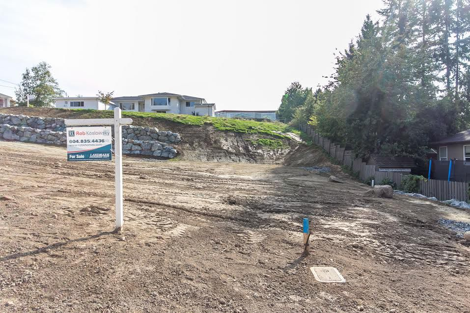 Main Photo: Lot 1 34840 Orchard Drive in Abbotsford: Abbotsford East Home for sale