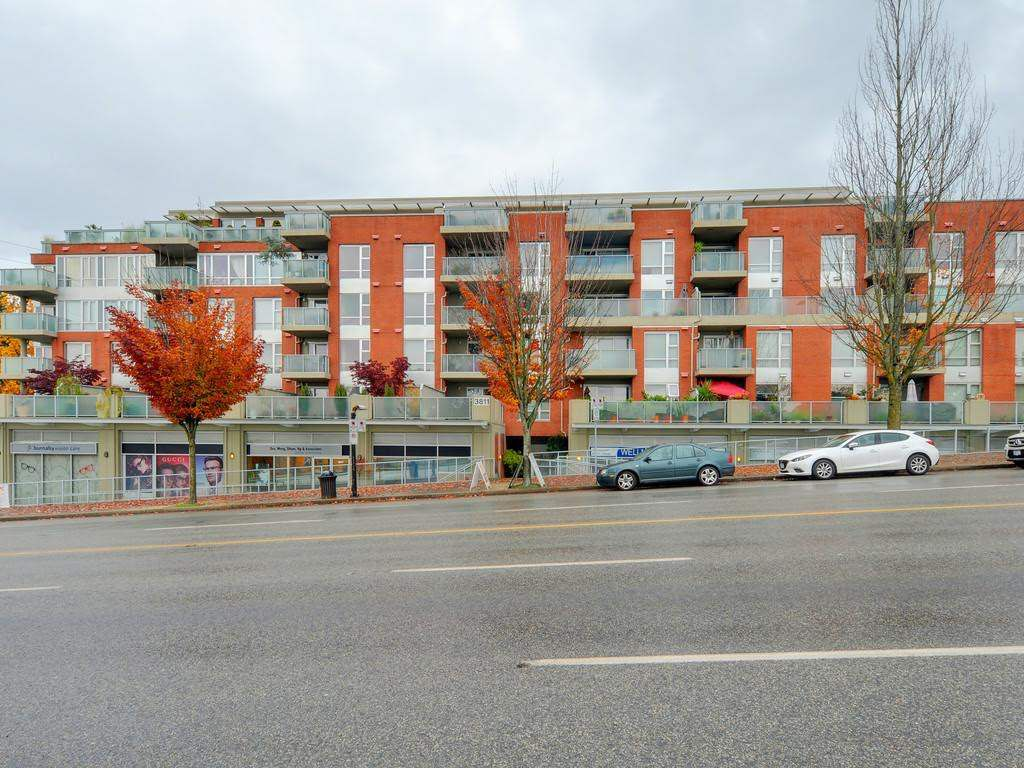 Main Photo: 403 3811 HASTINGS STREET in Burnaby: Vancouver Heights Condo for sale (Burnaby North)  : MLS®# R2119090