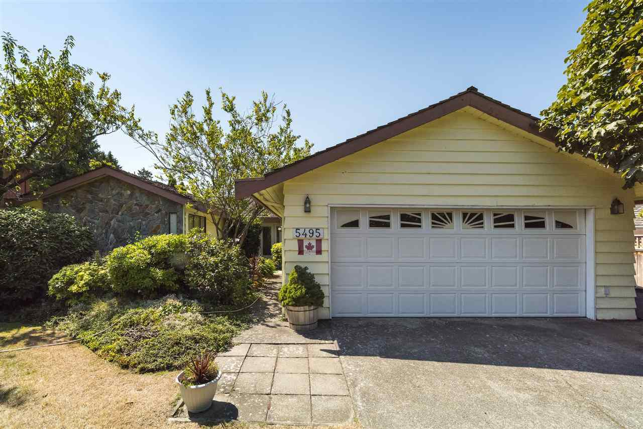 Main Photo: 5495 CANDLEWYCK WYND in Delta: Cliff Drive House for sale (Tsawwassen)  : MLS®# R2332222