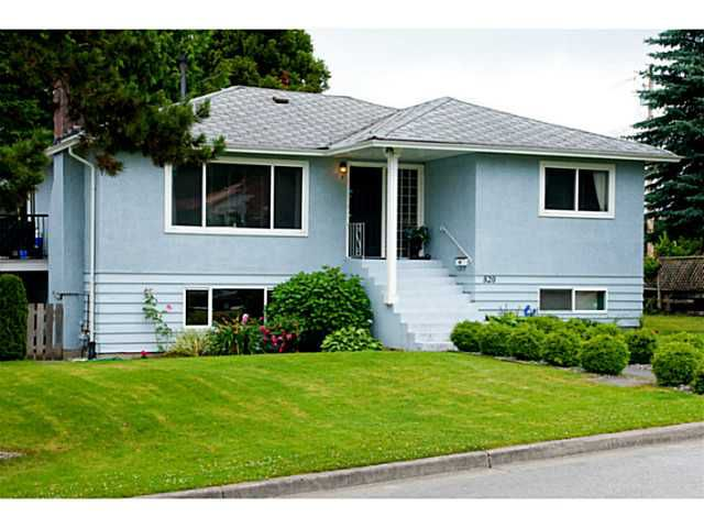 Main Photo: 520 LAURENTIAN Crescent in Coquitlam: Central Coquitlam House for sale : MLS®# V1014641